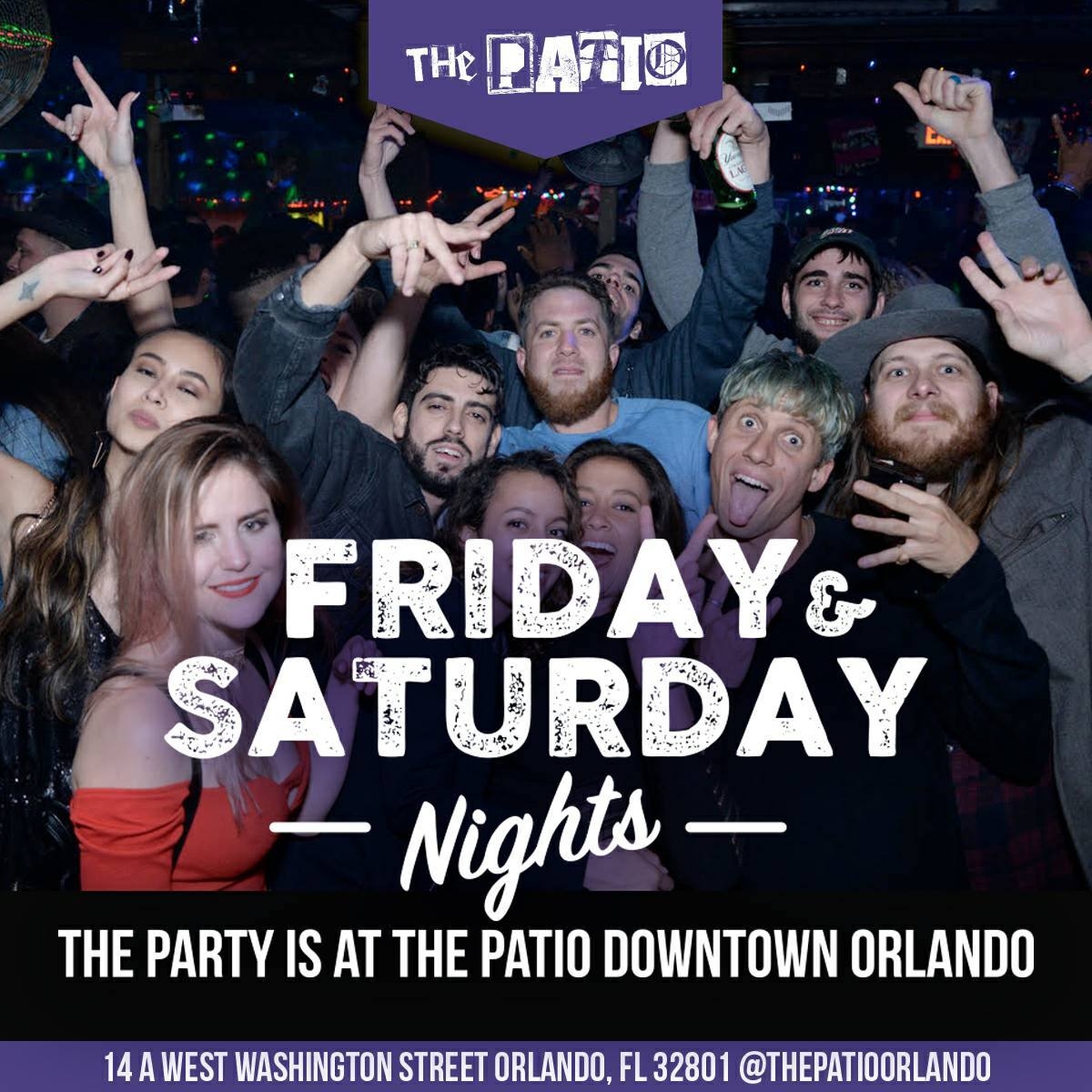 The Patio 14A West Washington St Orlando, Fl